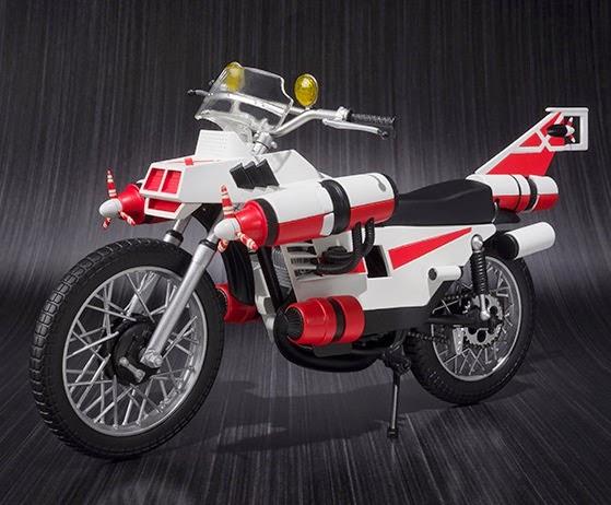 kamen rider x cruiser