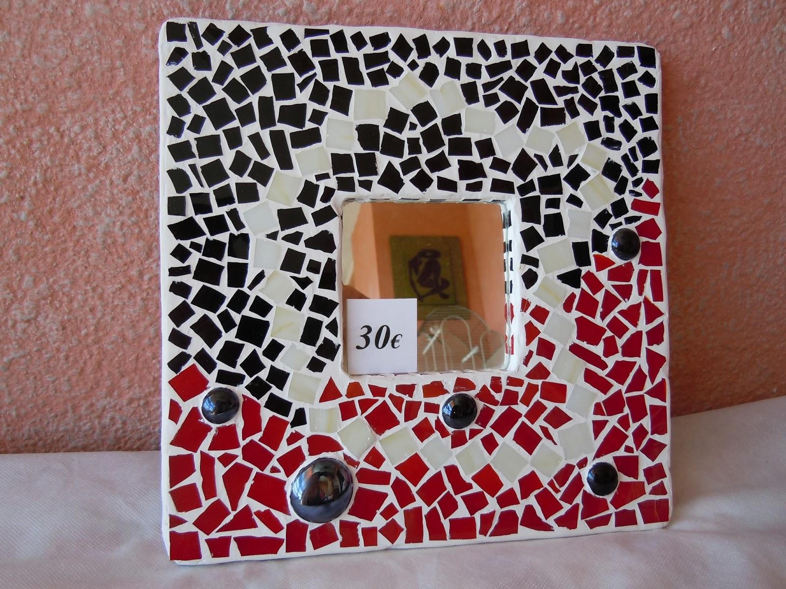 Caroli Jabones: Marcos, malmas, mosaicos y cuadros