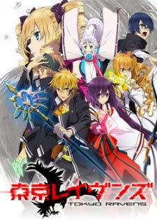 Tokyo Ravens MAL Cover