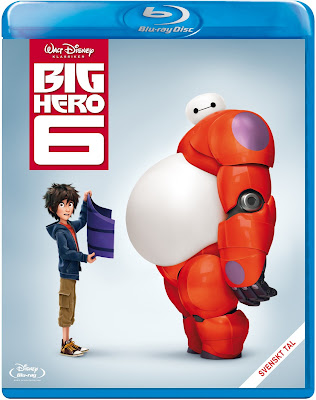 Tävling! – BIG HERO 6 – DISNEYKLASSIKER!