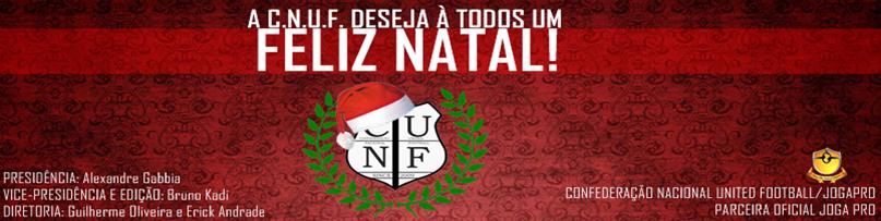 C.N.U.F. - Confederação Nacional United Football - United Football Brasil - Futebol em 3D