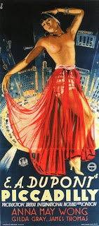 Film Poster Picadilly 1929 movieloversreviews.blogspot.com