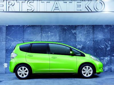 2011 Honda Jazz Hybrid Wallpaper