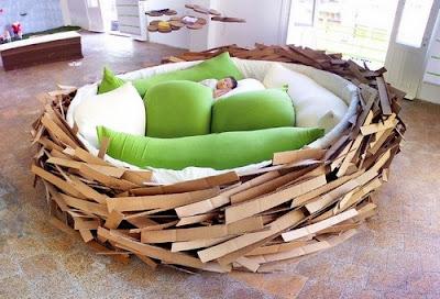 diseño cama divertida