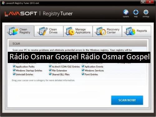 Lavasoft Registry Tuner chave de licença