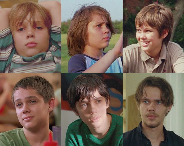 """Boyhood"", reż. Richard Linklater, Ellar Coltrane"