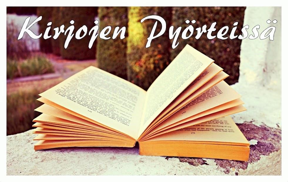 Kirjojen Pyörteissä