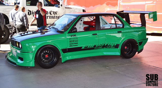 DTM inspired BMW 3 Series from SEMA 2013