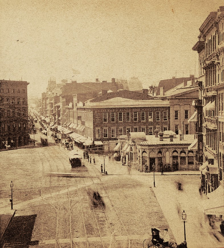 Vintage Photos of Providence, Rhode Island, ca.1860-1880 ...