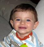 Erik con 8 meses