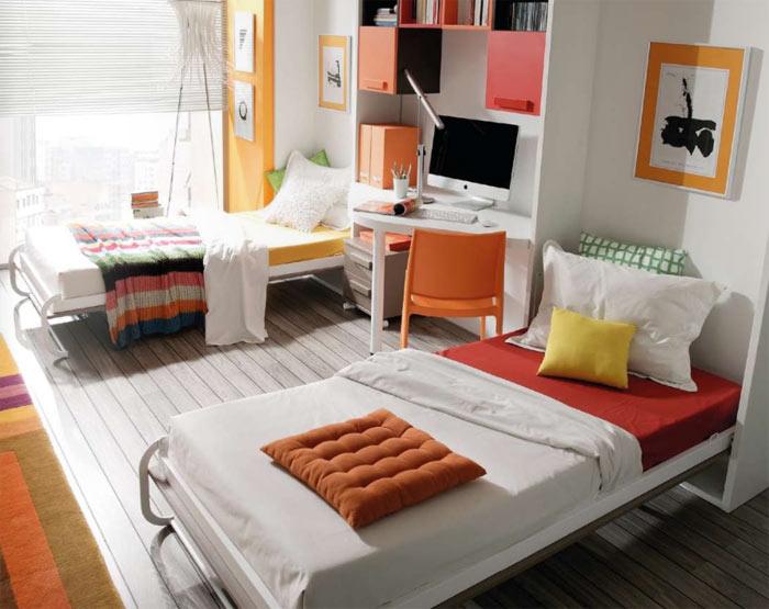 Camas abatibles verticales - Medidas camas abatibles ...