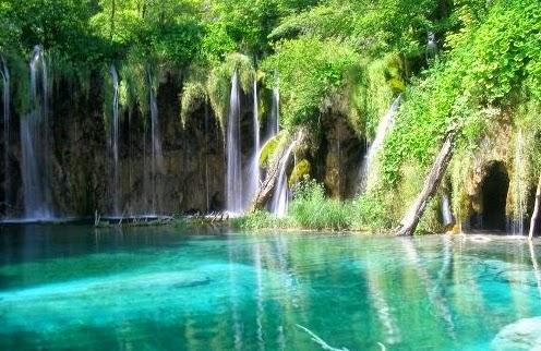 Plitvice Lakes,Crotia