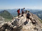 Mesa de los Tres Reyes 2.448 m.