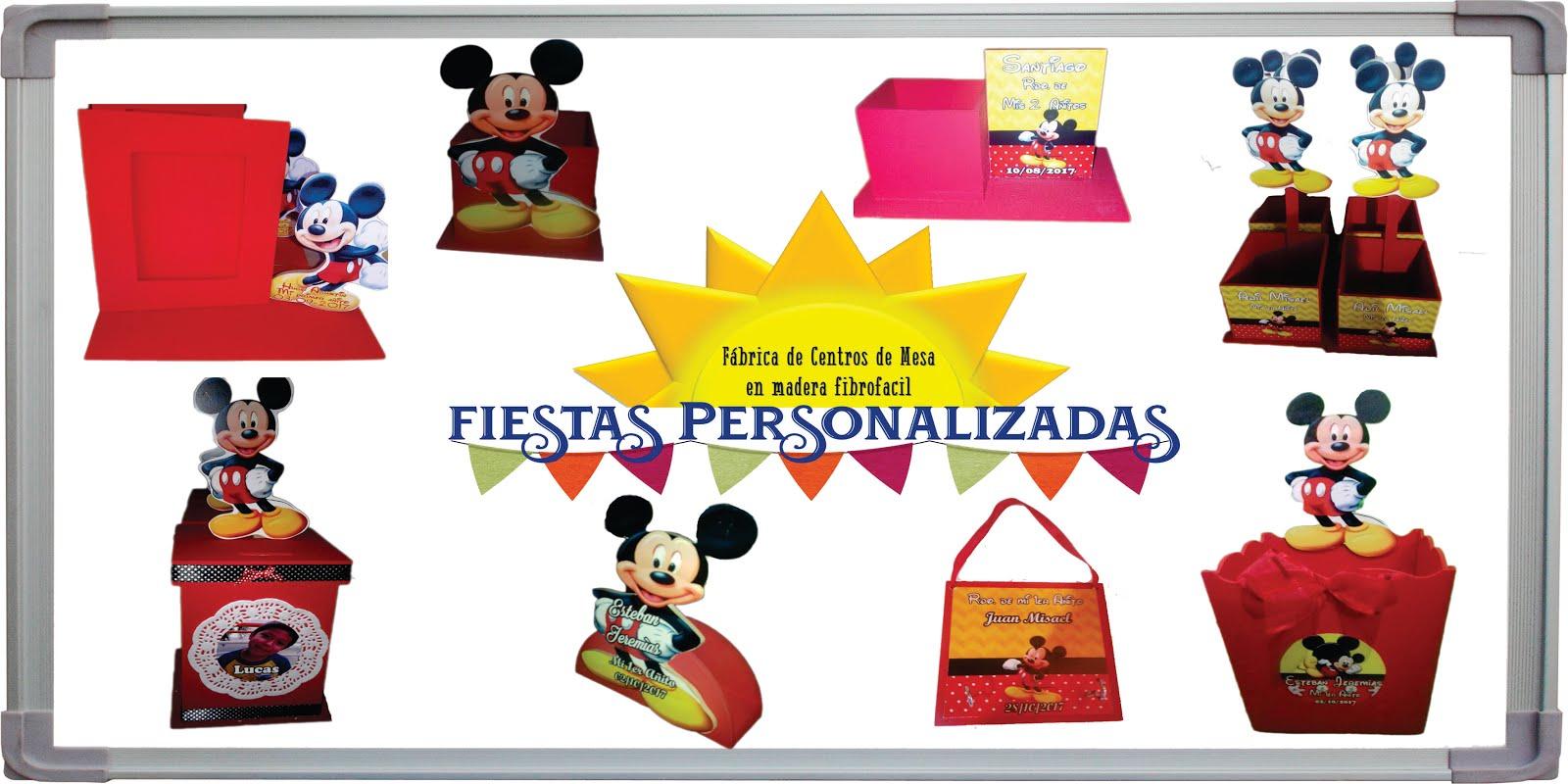 Fiestas Personalizadas
