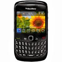 Harga HandPhone BlackBerry Smartfren 8530 - Hitam