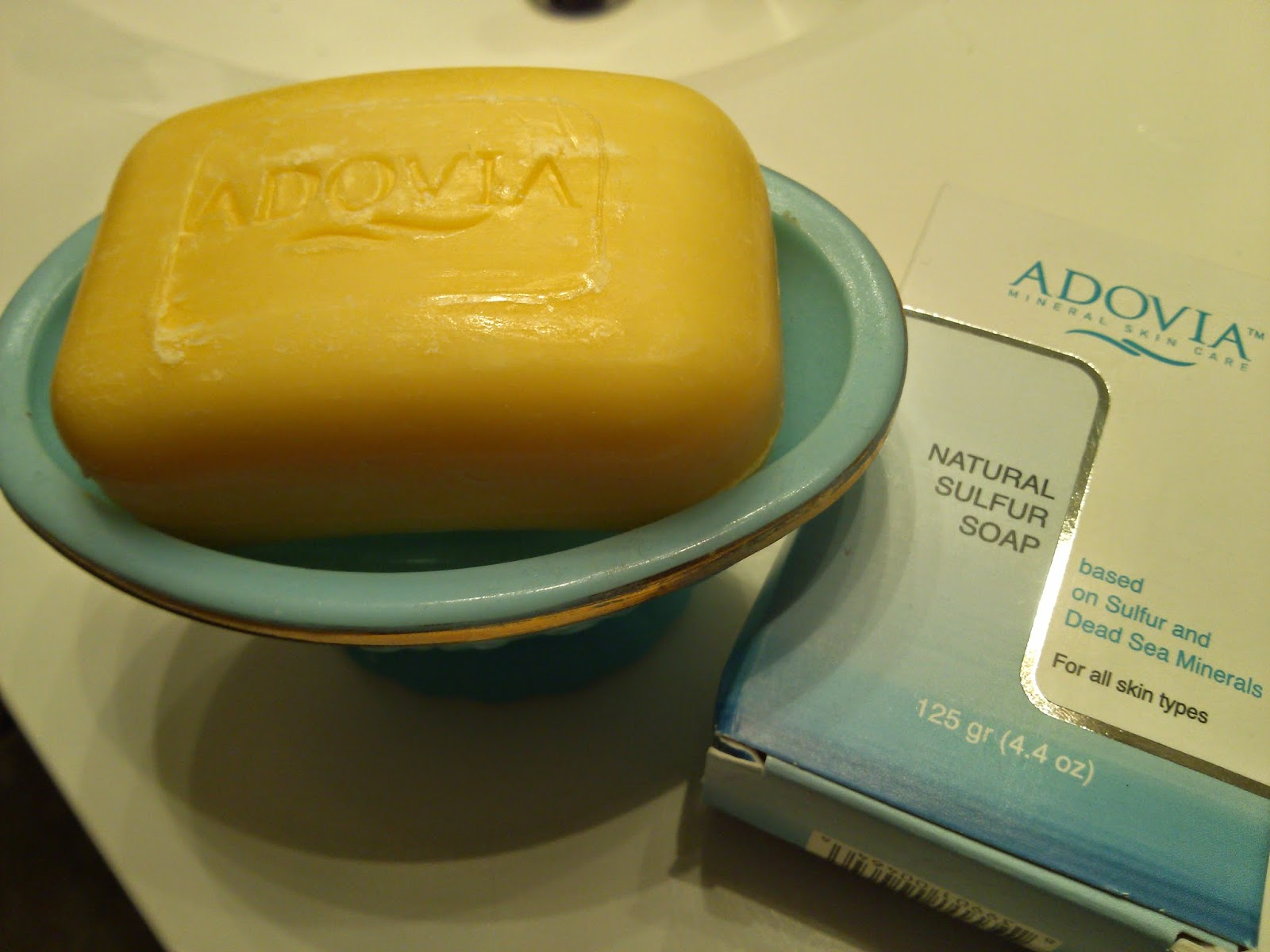 Adovia Sulfur Soap Review