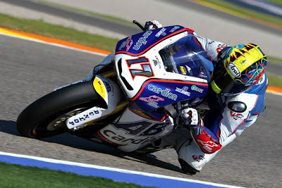 Cardion AB motoRacing 2011 Team Motogp