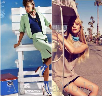 2012 Yaz Modası Yeni 2012 Moda Trendleri