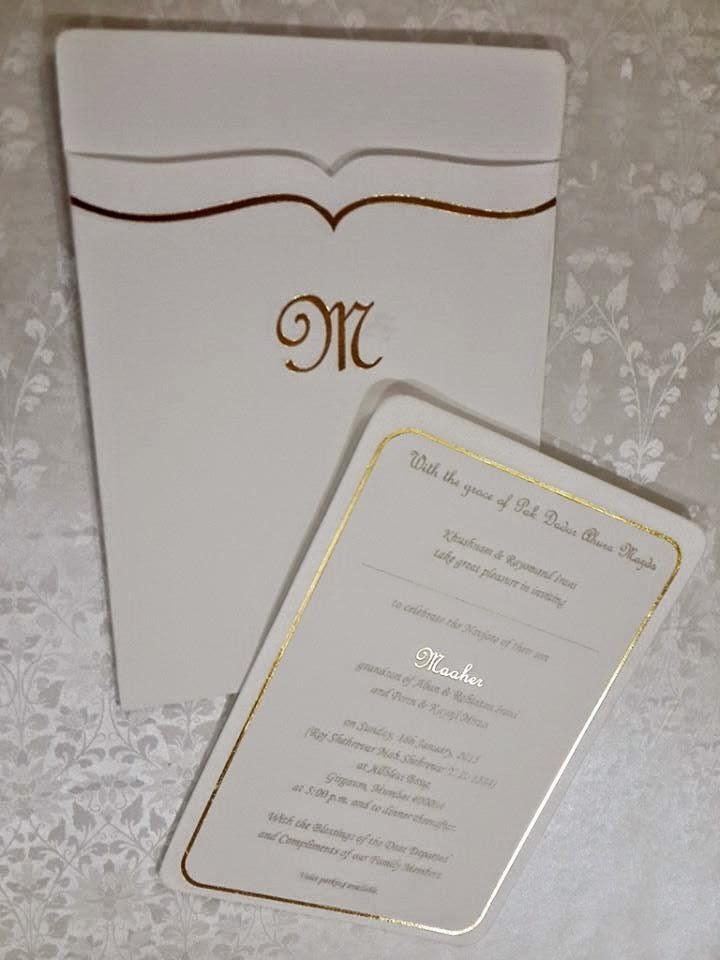 zinia jc   navjote invitation card designs