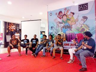 Komik Digidoy Medan