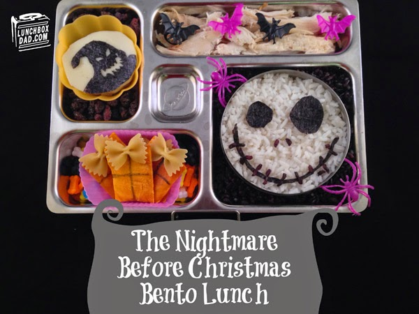 Un papa prépare une Lunch Box The Nightmare