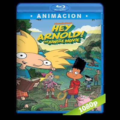 Oye Arnold Una Pelicula En La Jungla (2017) BRRip Full 1080p Audio Trial Latino-Castellano-Ingles 2.0