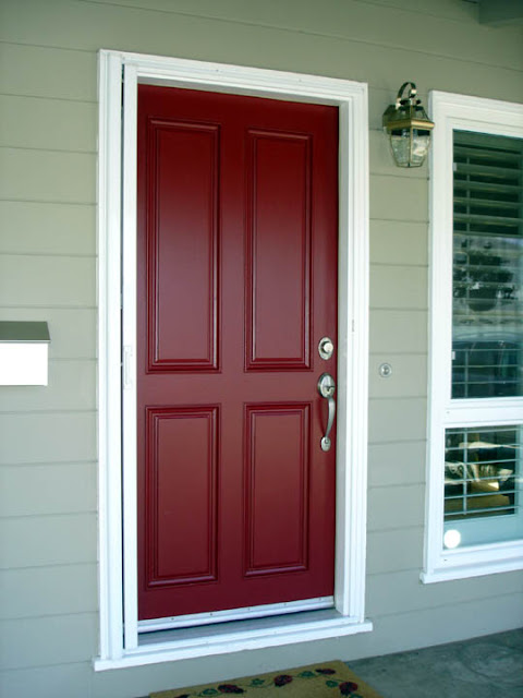 sukses mandiri teknik model kusen pintu rumah minimalis