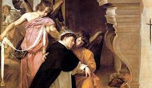 San Tommaso d'Aquino cinto dagli Angeli (AWC)