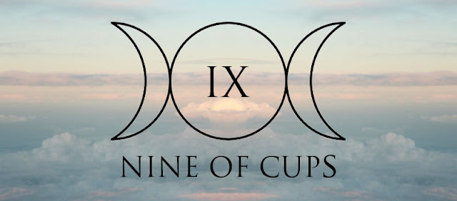 nine of cups