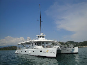 Manuel antonio Catamaran Ocean King