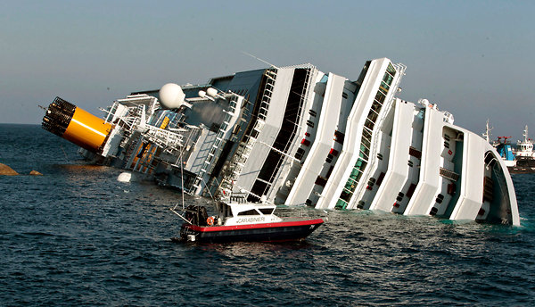 Daily Treat Latest Luxury Cruise Ship Accident Ran ...