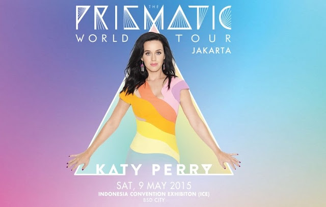 Katy Perry - The Prismatic World Tour - dvd - Blu-Ray