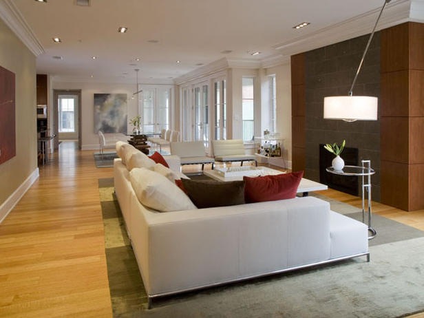 HGTV Candice Olson Living Room Designs