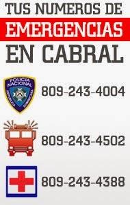 Números de Emergencias