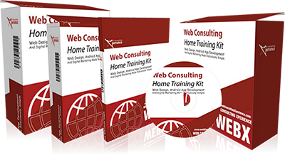 web design home training kit