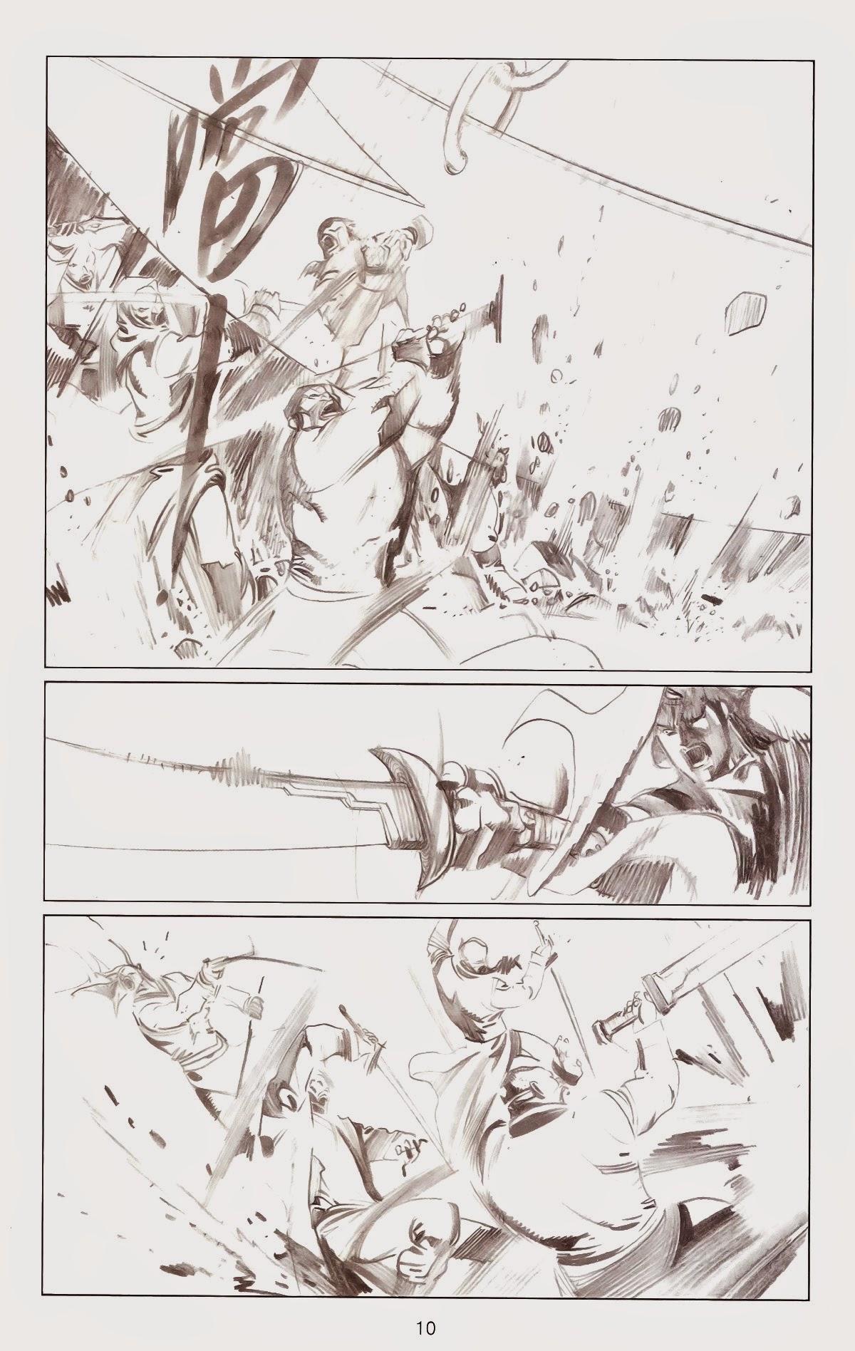 Phong Vân chap 675 - Trang 8