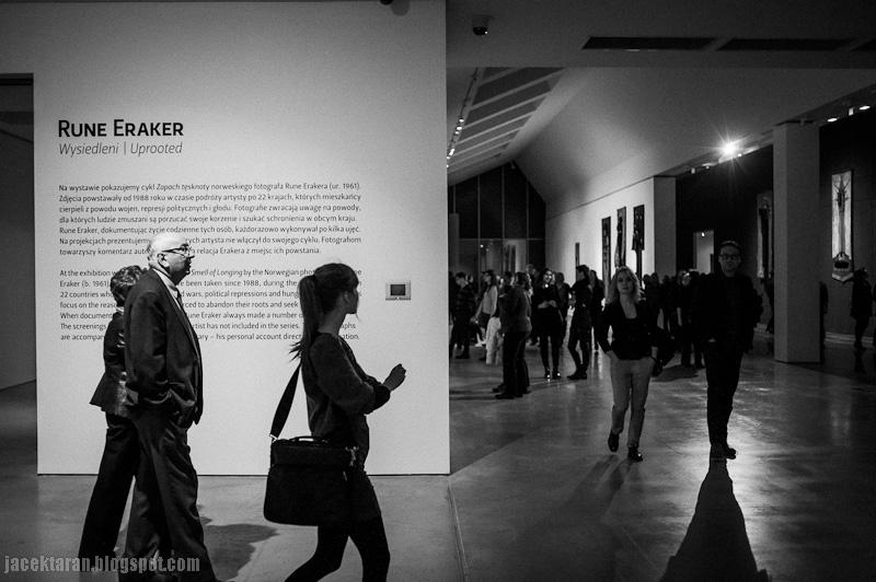 rune eraker, mocak, wystawa, exhibition, krakow, jacek taran;