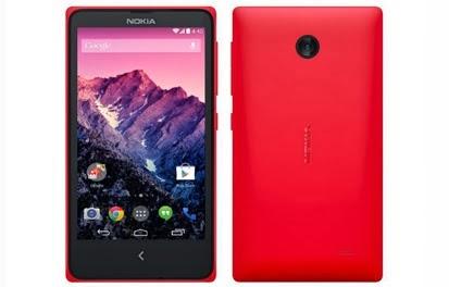 Harga dan Spesifikasi Nokia Android Normandy Terbaru 2014