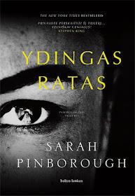 """Šiuo metu skaitau: Sarah Pinborough """"Ydingas ratas"""""""