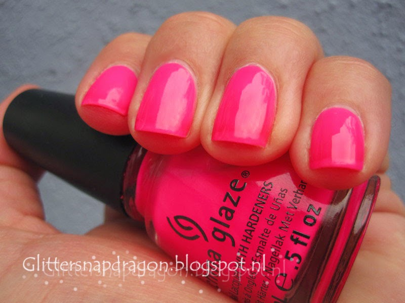 China Glaze Heat Index