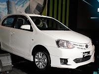 Info Harga dan Spesifikasi Toyota Etios Valco