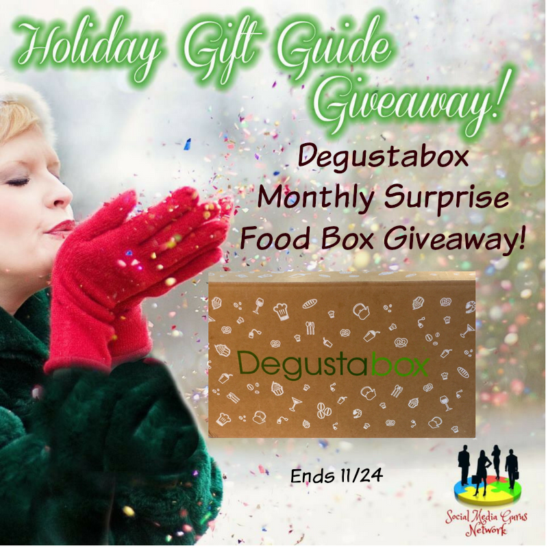 Holiday Gift Guide Degusta Box