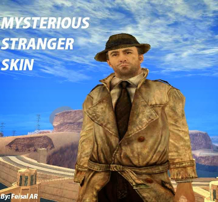 mysterious stranger fallout