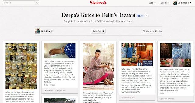 http://pinterest.com/delhimagic/deepas-guide-to-delhis-bazaars/