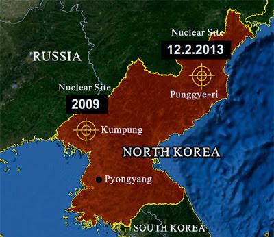 La proxima guerra prueba nuclear corea del norte 2009 2013