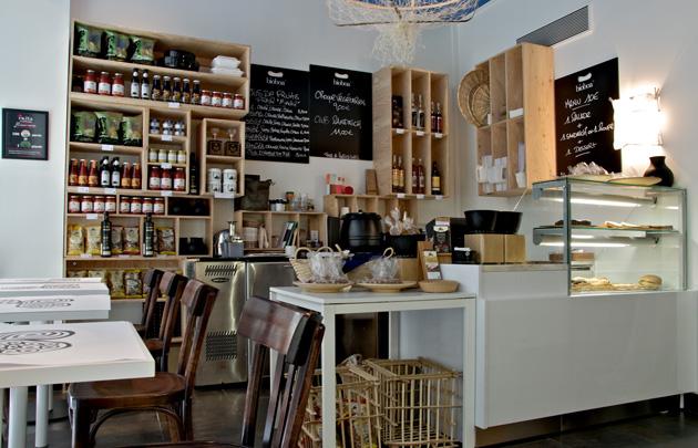 Id e de brunch paris 2e bioboa restaurant et - Resto bio tours ...