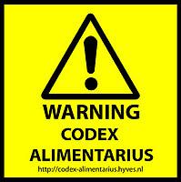 "Codex Alimentarius: Η ""Διατροφική"" μας φυλακή"