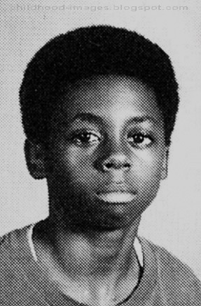 lil wayne mini biography and  unseen rare childhood pictures