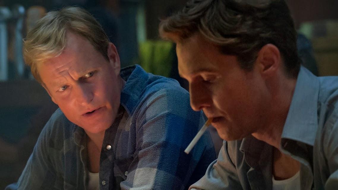 True Detective Matthew McConaughey