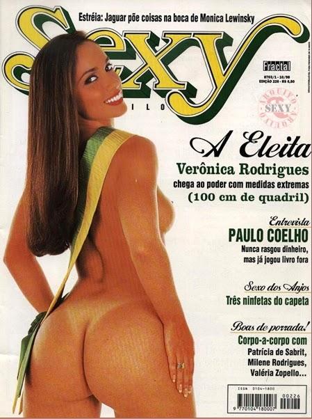 Verônica Rodrigues - Sexy 1998